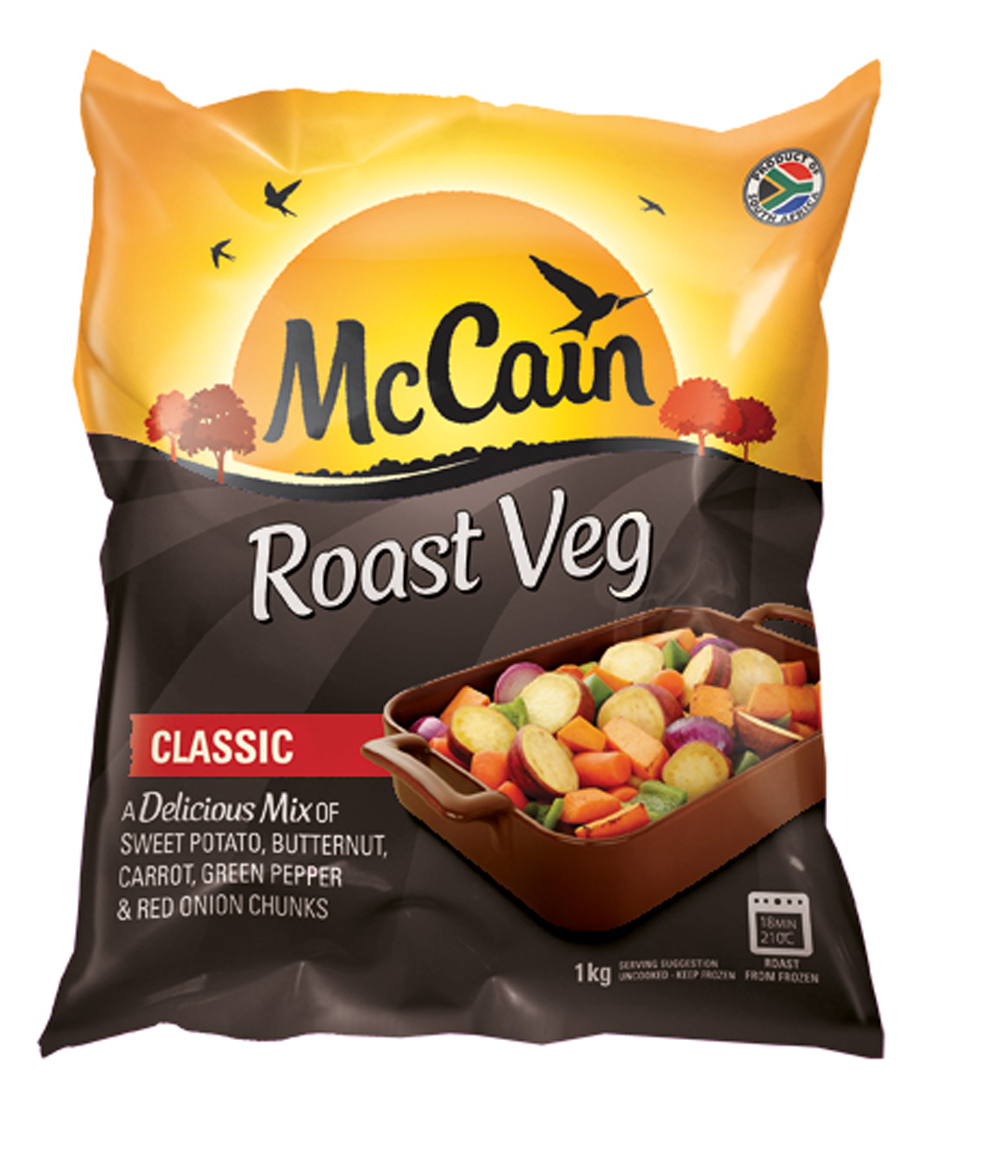 Roast Vegetables Classic
