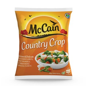 Country Crop 1kg, 600g & 250g