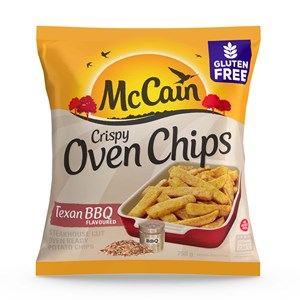 Oven Chips Texan BBQ 750g