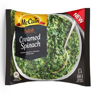 Creamed Spinach 400g