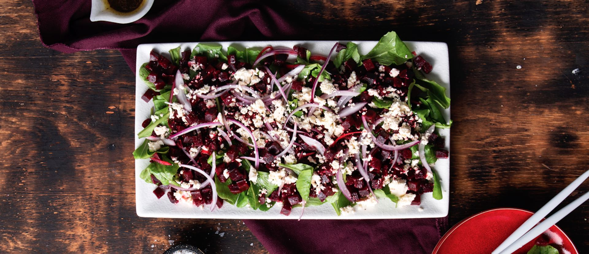Zanele's Beetroot Salad